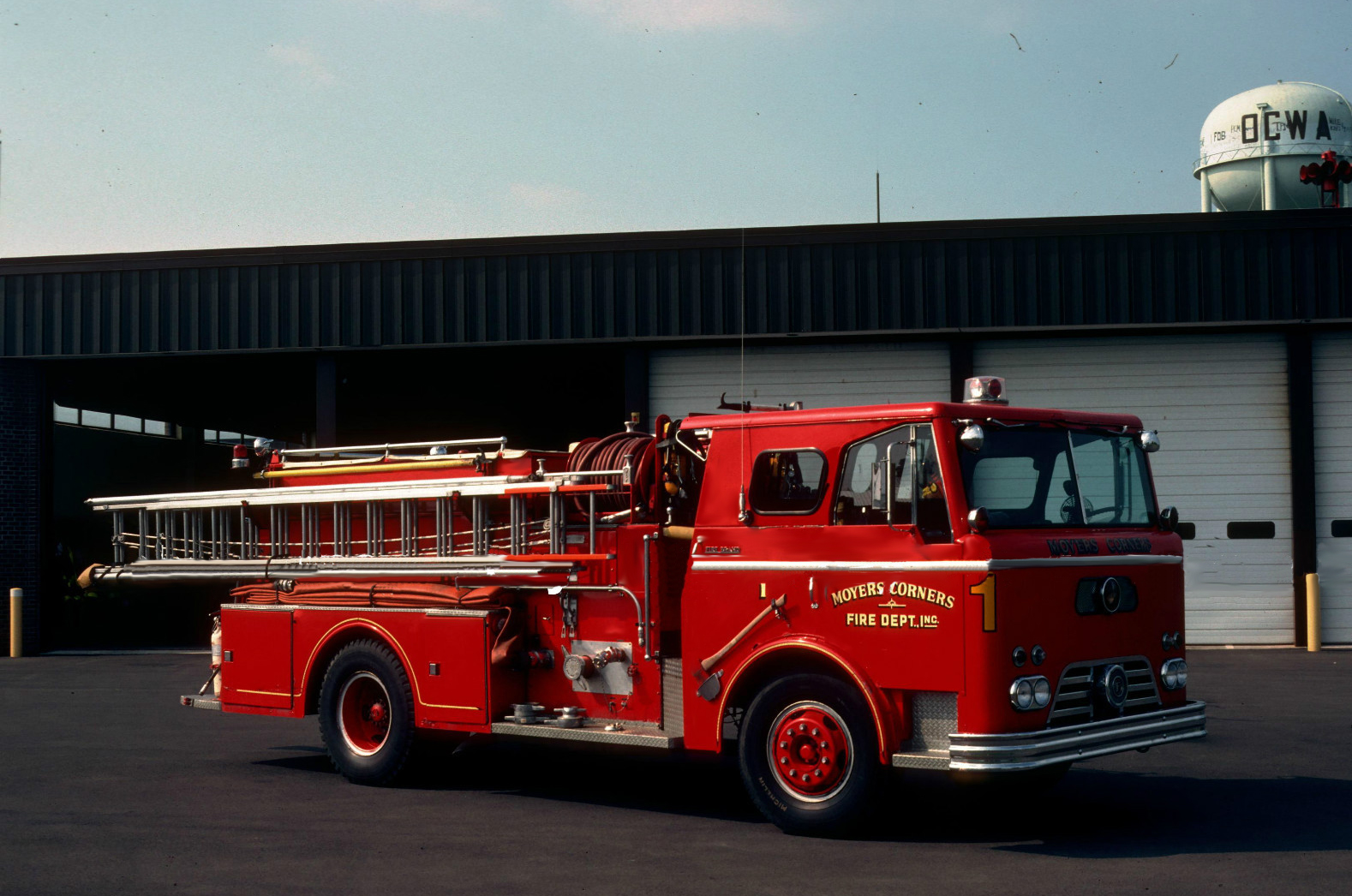 Mcfd Retired Apparatus